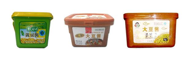 盒装大豆酱喷码机